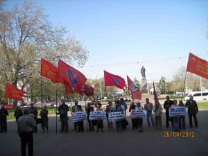 День антифашиста 26.04.12